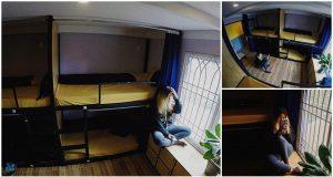 Phòng ngủ tập thể dành cho nữ – Giá chỉ từ 89k