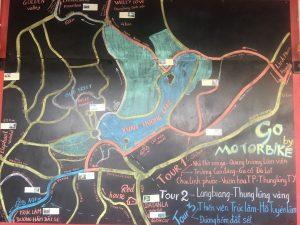 Hướng dẫn cách đi tới các điểm du lịch ở Đà Lạt