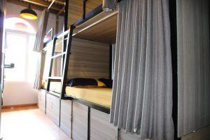 Giường tầng ở Phòng ngủ tập thể của nam và phòng của nữ – Giá chỉ từ 89.000vnd